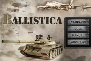 Ballistica Game