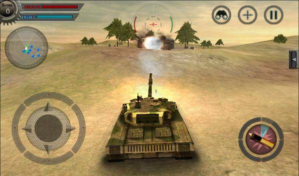 Car Games Unblocked >> Tank Attack   Play Online